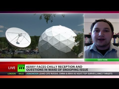 Kerry On Damage Control: NSA spying under fire in Latin America