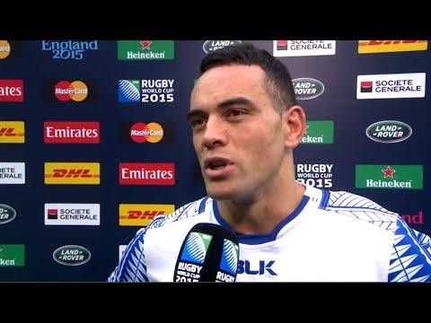 Samoa's Fatuali'i: 'we showed the real Samoa'