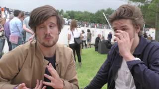 Bazart interview - Mathieu en Oliver
