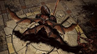Path of Exile: Reptilian Wings