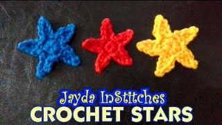 Crochet a Star - Mini Pattern Tutorial