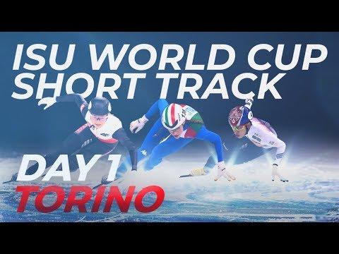 ISU World Cup Short Track | Torino 2019 (Day 1)