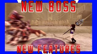 ToramOnline - UPDATE : New Items/ Main Quest/ Boss Solo