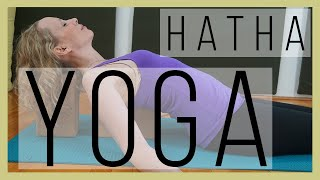 Settling Into our Bodies and Connecting with Our Hearts, Yoga with Melissa 372
