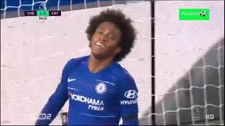 Match Day 11 Premier League 2018/2019 Chelsea vs Crystal Palace