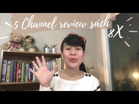 Booktalk | 39 - Các Channels Review Sách 8X ở Việt Nam