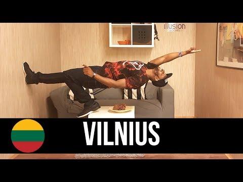 Vilnius, Lithuania | Zuby's Travel Vlog