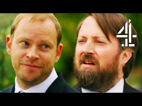 Mitchell & Webb Return As Brothers Reunited At Funeral  Back  Wednesdays 10pm