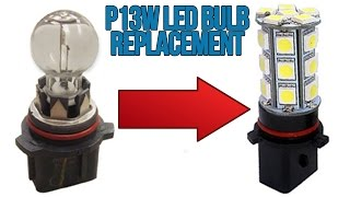 🚘 P13W Replacement Audi A4 B8 4K