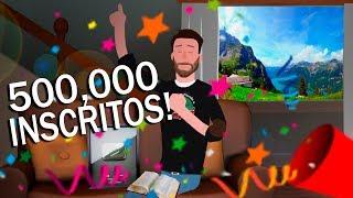 Baixar ESPECIAL 500.000 INSCRITOS !!!   ANIMA GOSPEL 🎉