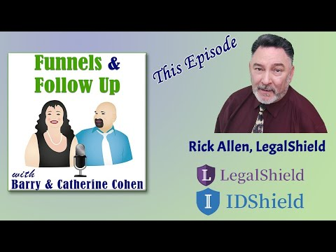 Rick Allen, LegalShield
