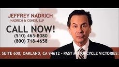 Oakland Motorcycle Accident Attorney