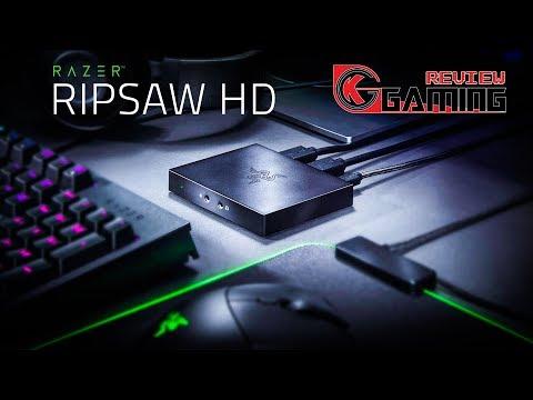 รีวิว RAZER RIPSAW HD Capture Card พร้อมวิธีการเชื่อมต่อกับมือถือแอนดรอยด์