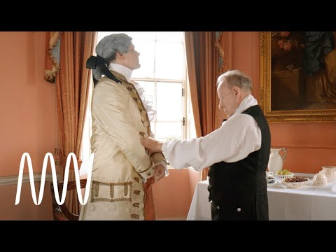 Getting Dressed In The 18th Century - Men