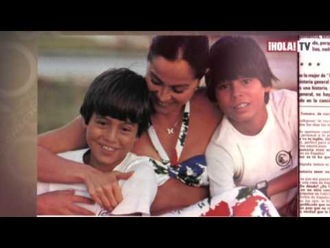 La infancia de Enrique Iglesias en Miami | Íconos ¡HOLA! TV