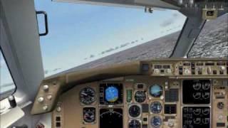 FS2004: American Airlines B767-300 - New York JFK - St.Maarten
