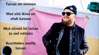 Kasmir - Vadelmavene lyrics