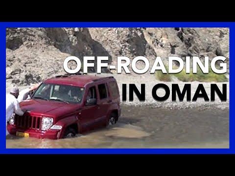 A Wadi Runs Through It: Off-Roading In Oman