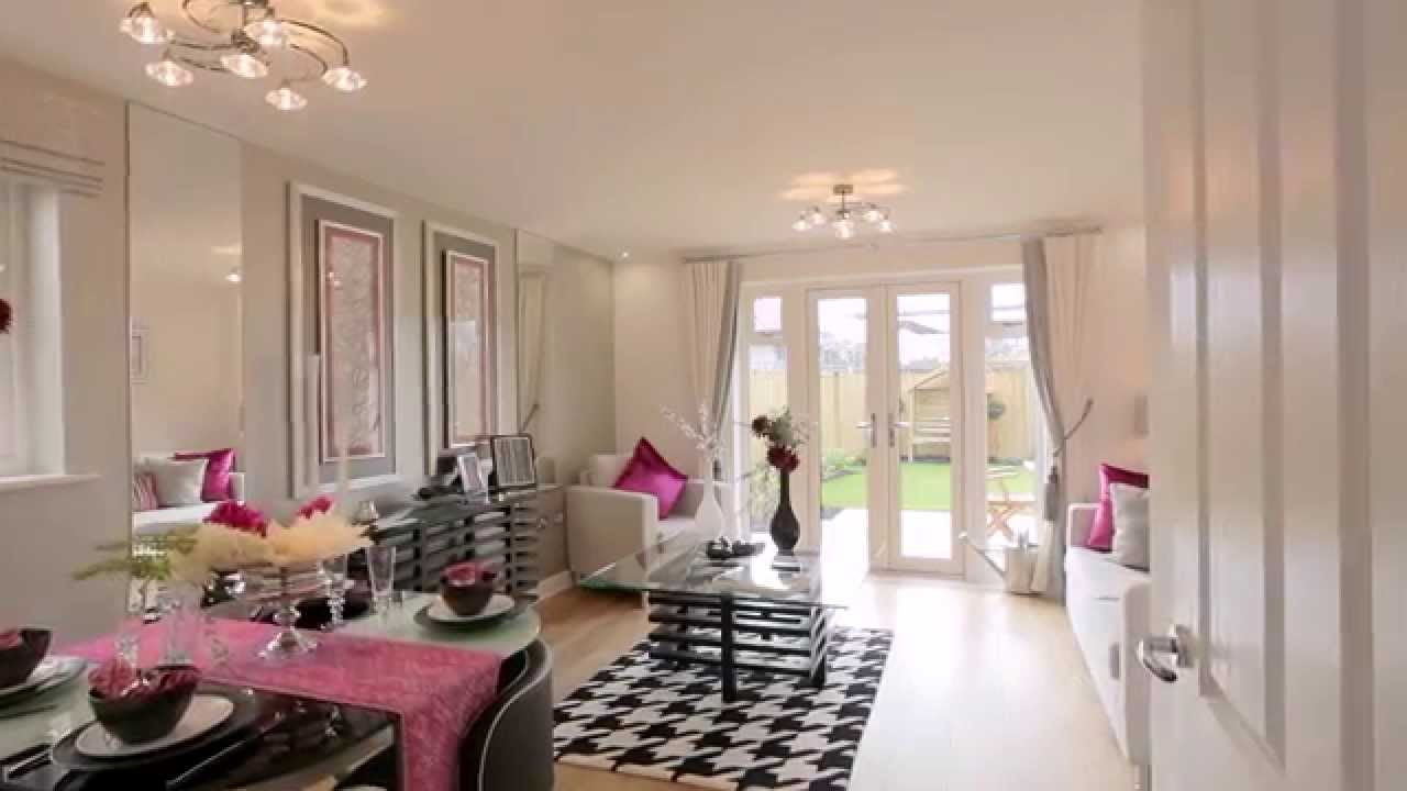 Taylor Wimpey  The Canford at Forge Wood  YouTube