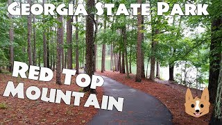 Red Top Mountain - Geoŗgia State Park Review Tour