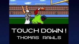 Tecmo Super Bowl 2009-2010 - Vizzed.com GamePlay (rom hack) - 2016 - Week 3 - User video