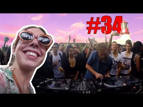 PEOPLE OF BOILER ROOM #34 - MDMA, NINJA & HOUSE MUSIC