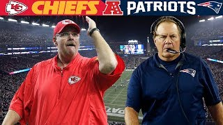 Reid & Belichick AFC Showdown! (Chiefs vs. Patriots, 2015 AFC Divisional)