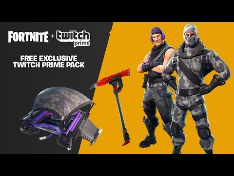 New Instigator Pickaxe - FREE  Fortnite Twitch Prime Pack (