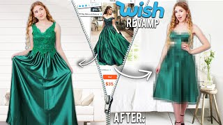 Transforming Wish Clothes into BETTER Clothes !! *huge transformation*