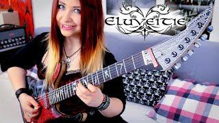 ELUVEITIE - Thousandfold [GUITAR COVER] | Jassy J