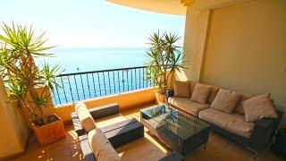 Апартаменты на первой линии от моря в районе Mascarat города Altea, Испания