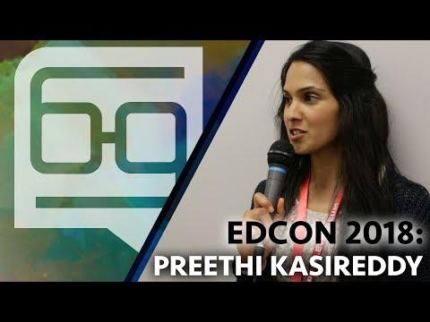 Preethi Kasireddy Interview - EDCON 2018