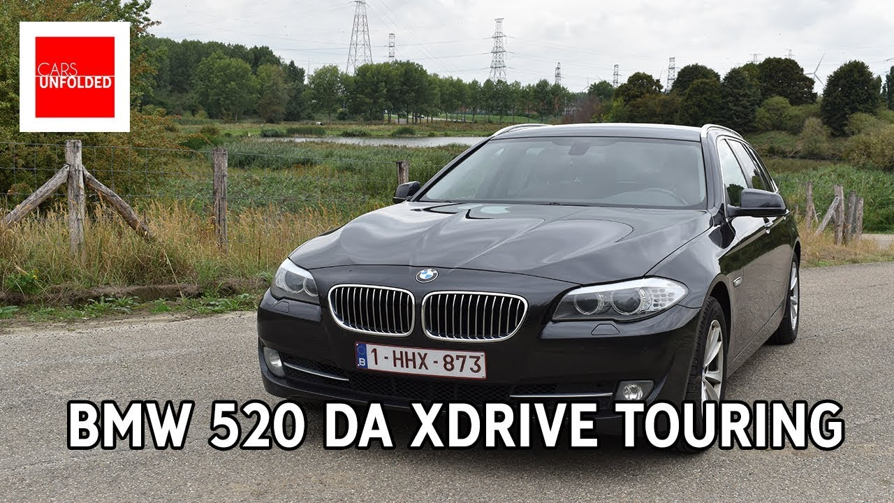 Bmw 520da Xdrive Touring Review Cars Unfolded Youtube