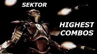 MKXL : Sektor Highest Combos