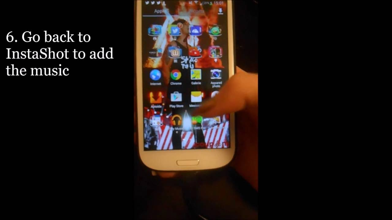 How To Make A Vine Edit On Android (free Apps)
