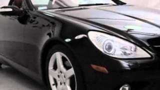 2008 Mercedes-Benz SLK-Class SLK280 Convertible - Bethesda, MD
