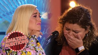 EMOTIONAL Original Audition Has KATY PERRY In Tears | Amazing Auditions