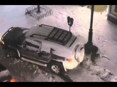 Blizzard in New Rochelle