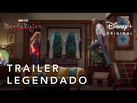 WandaVision | Marvel Studios | Trailer Oficial 3 Legendado | Disney+