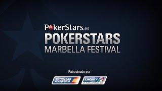 Evento Principal del Festival de Marbella del UKIPT/ESPT de 2014, mesa final -- PokerStars
