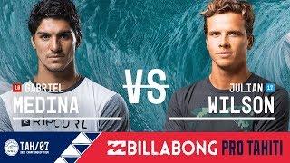 Billabong Pro Tahiti : Julian Wilson retrouve la une, Jordy Smith aussi