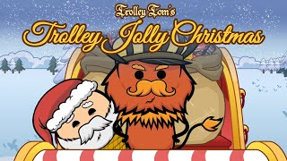 Trolley Tom's Trolley Jolly Christmas | Episode 4
