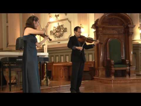 Marie-Ève Poupart, Violoniste; Un monde versatile