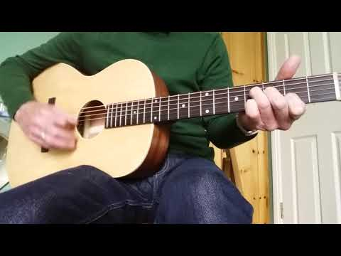 Hotel California Guitar Lesson No Barre Chords Needed.