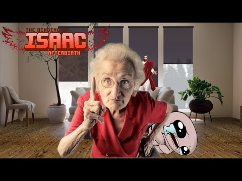 First Mother Kill | Nintendo Switch | The Binding of Isaac: Afterbirth +