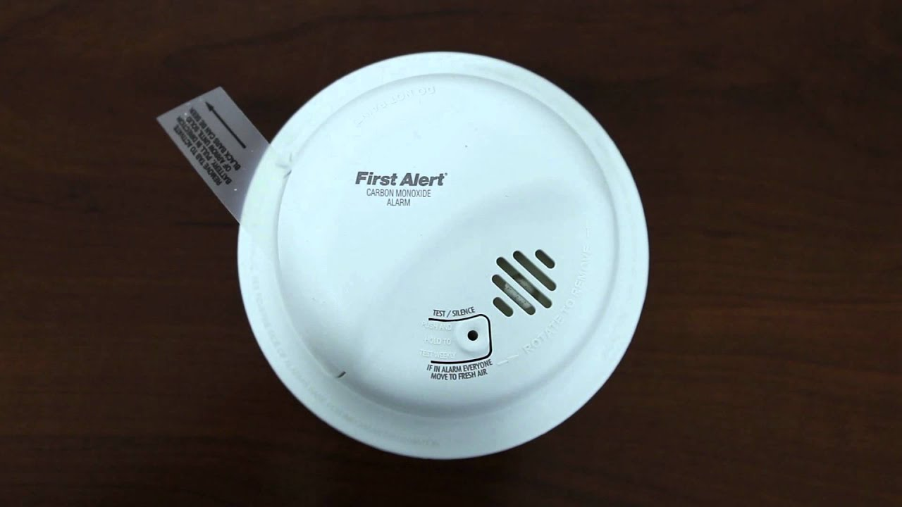 hardwired carbon monoxide alarm with battery backup co5120bn first alert store