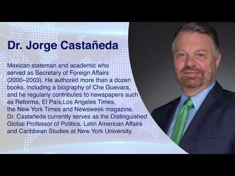Smart Talk With Jorge Castañeda