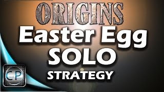 Origins Easter Egg Little Lost Girl Achievement SOLO PART 2 - Black Ops 2 Zombies