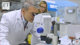 Brilliance in the genes: inside Britain's 'Nobel prize factory'