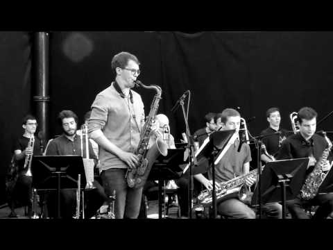 'Matterhorn' by Tom Barford- Royal Academy of Music Big Band